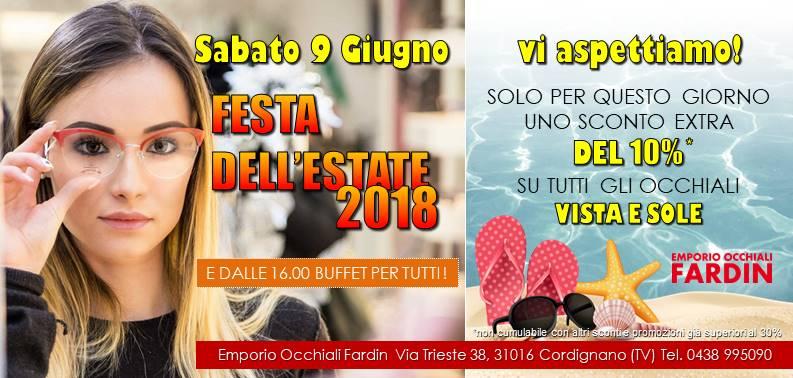 Fardin Festa Estate 2018